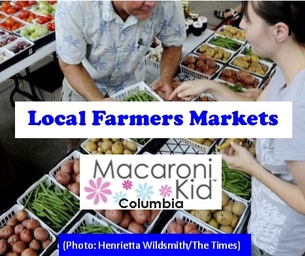Midlands Local Farmers Markets