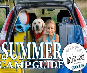 Summer Camp Guide 2015