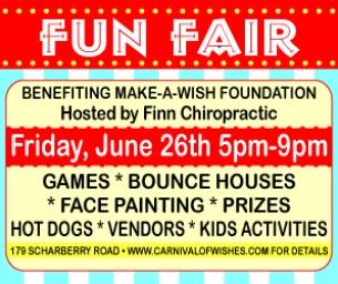 Fun Fair - To Benefit Make A Wish Foundation