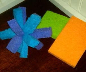 Sock It To Summer With A Sponge Fight!