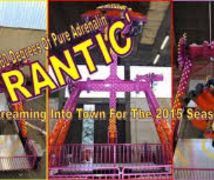 Quassy's FRANTIC Ride Named 1 of 19 Most Exciting New Theme Park Rides
