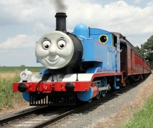 Giveaway: Day Out With Thomas at Strasburg Rail Road
