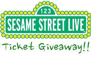 Sesame Street Live!! Ticket giveaway!