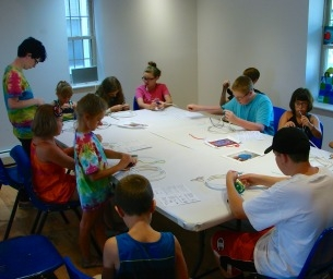 SPLAT Studio Welcomes Artists for Summer Camp