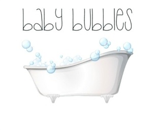 Baby Bubbles Keeps Your Tot's Gear and Clothing Clean & Germ-Free!