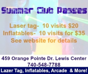 Summer Club Pass Offer that is 'Out of This World'