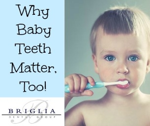 Why Baby Teeth Matter, Too!