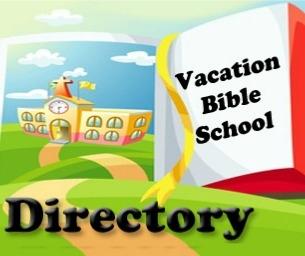 2015 Vacation Bible School Directory