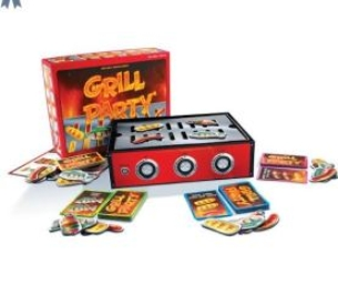 Simply Fun - Grill Party Review