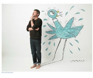 Seriously Silly: A Decade of Art and Whimsy by Mo Willems