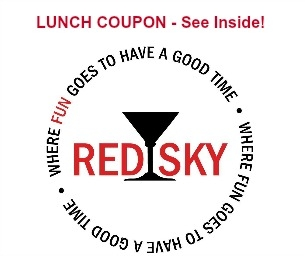 COUPON - Save $5 on Lunch for Two at Red Sky Tapas