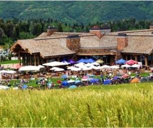 Snowbasin Resort's 2015 Blues Brews & BBQ Summer Concert Series!