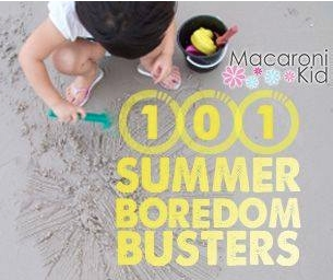 Just Say No to Boredom this Summer!