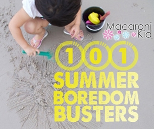 Summer 101 Boredom Busters! New Ideas Listed!