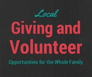 Medina County Giving and Volunteer Opportunities!
