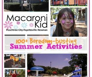 100+ Boredom-Busting Summer Activities for Coweta/Fayette Families