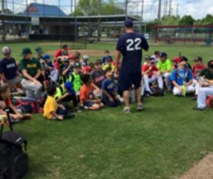 Matt McCullough Summer Baseball Camp