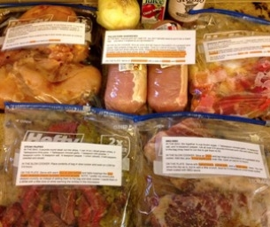 5 Freezer to Slow Cooker Summer Dishes