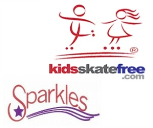 Kids Skate FREE at Sparkles This Summer