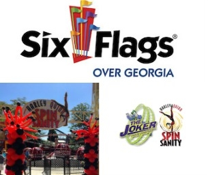 Kicking Off Summer Vacation at Six Flags Over Georgia