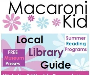 Local Library Guide - Free Museum Passes - Summer Reading