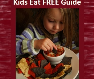 Kids Eat Free Guide (or ALMOST Free)