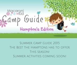 Macaroni Kid Summer Camp Guide 2015
