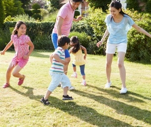 """Summer Throwback: """"Classic"""" Outdoor Games"""