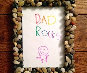Macaroni Kid Celebrates Father's Day ~ Dad Rocks!