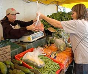 Farmer's Markets in San Gabriel Valley