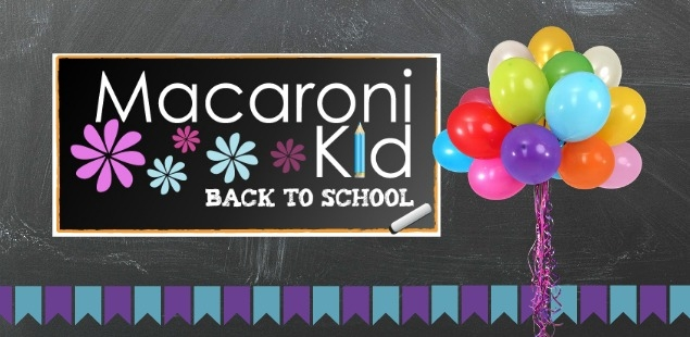 Macaroni Kid's 2014 Back To School Party