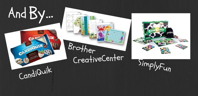 CandiQuik, Brother CreativeCenter, SimplyFun...