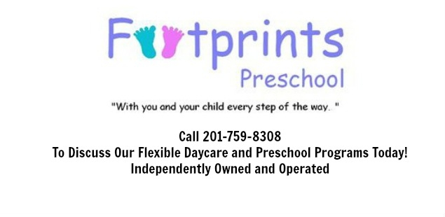 Footprints Preschool Offers Affordable Programs for Children Ages 6 Weeks to 6 Years Old