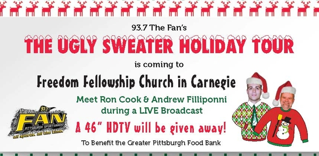 """Win A 46"""" TV From Our Friends At FFOP.Org"""