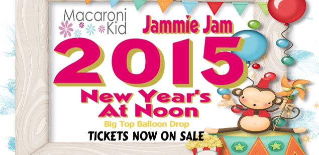 Jammie Jam 2015!  Tickets Are NOW On Sale!