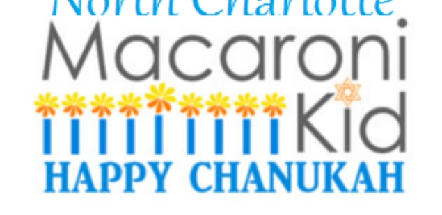Happy Chanukah from North Charlotte MacKid