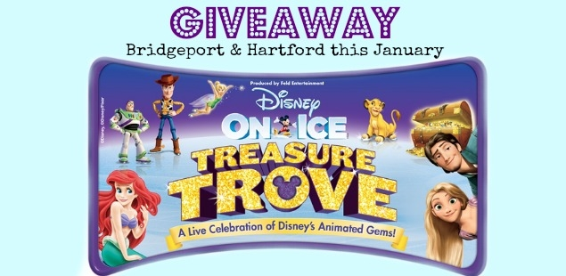 Enter to Win 1 of 4 Family Four-Packs to The Bridgeport or Hartford Show!