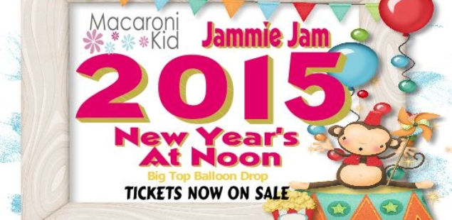 Jammie Jam 2014!  Tickets Are NOW On Sale!