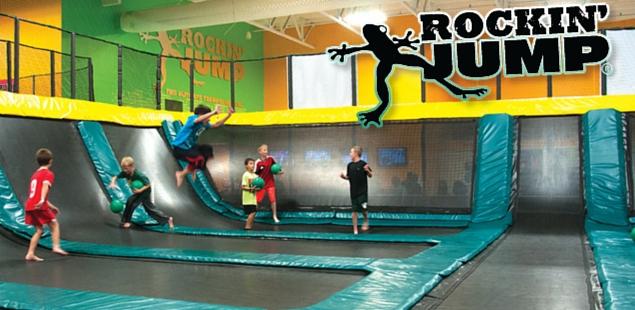 Dodge Ball @ Rockin' Jump Mt. Kisco