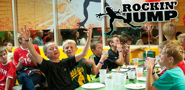 Plan Your Next Party @ Rockin' Jump Mt. Kisco