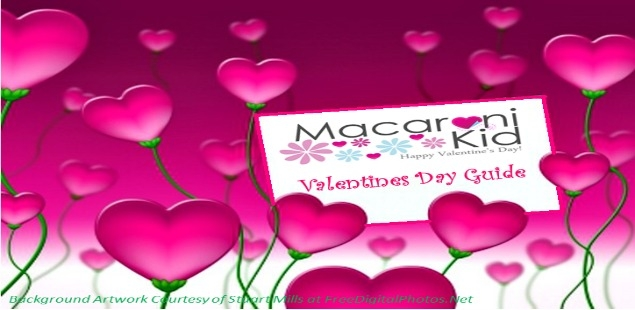Be a Part of Our 2015 Valentines Day Guide!