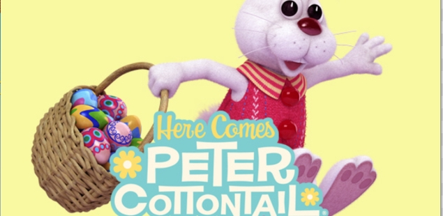 Peter Cottontail Hops Into Learning Express
