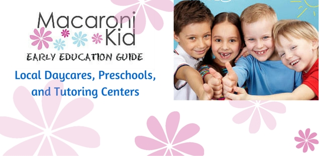 Local Daycares, Preschools, and Tutoring Centers All in One Guide