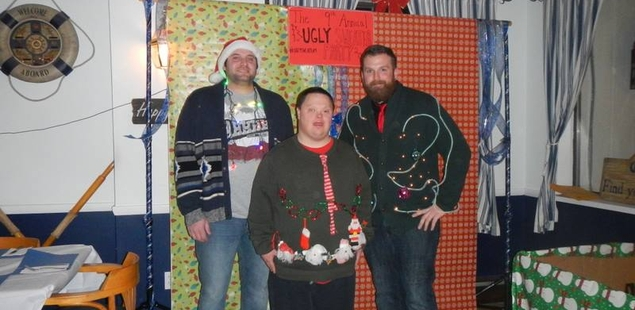 Ugly Sweater Party Senix Creek
