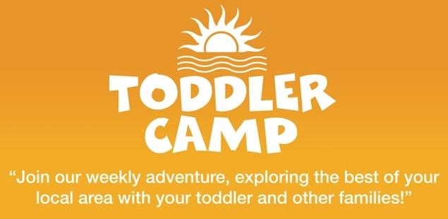Toddler Camp Registration is Open!