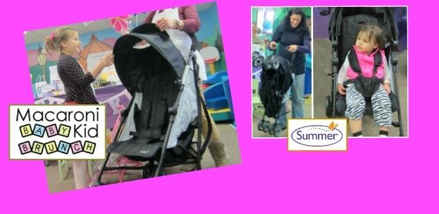 Summer Infant 3Dflip Convenience Stroller MACARONI20 to Save 20%