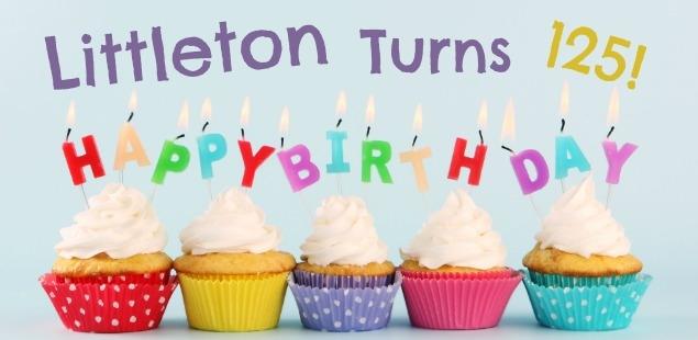 Happy Birthday Littleton, CO