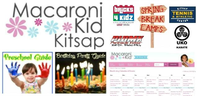 Welcome to Macaroni Kid Kitsap!