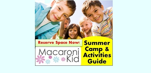 List your summer program or activity in our Summer Camp Guide!