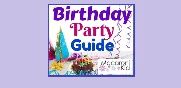 Planning a birthday party?